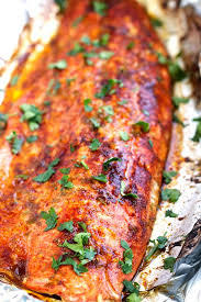 Chili Lime Salmon